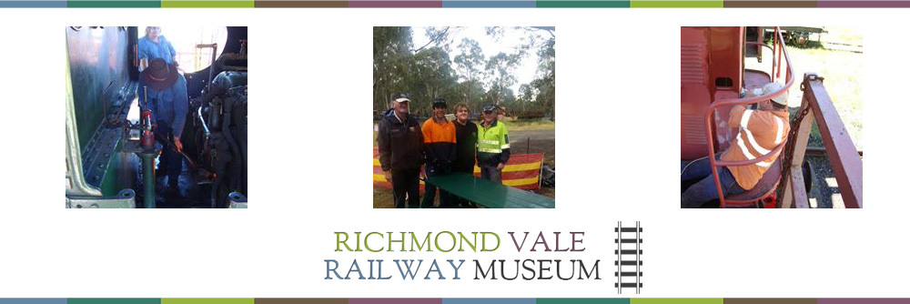 Membership supporting Richmond Vale Railway Museum