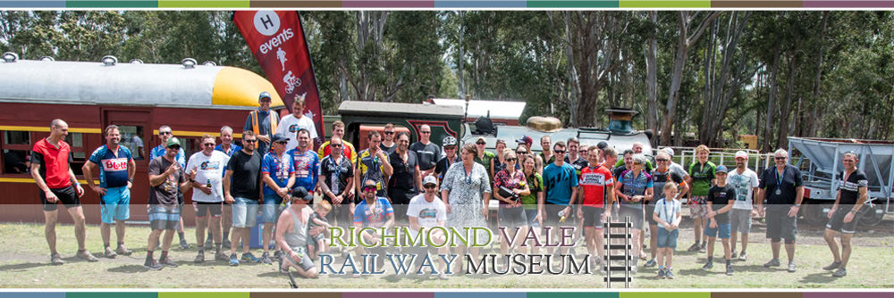 Richmond Vale Railway Museum Mongrel Classic Mountain Bike Event