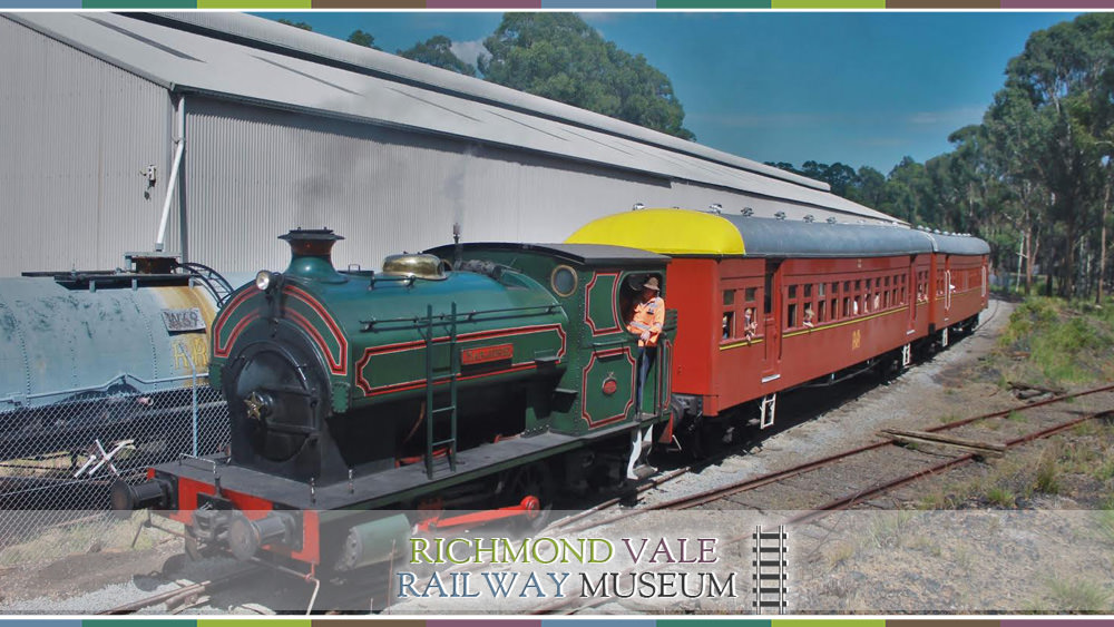Ride the Trains At Richmond Vale Railway Museum
